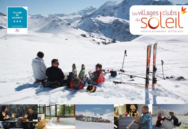 Ski orci res hautes alpes for Orcieres piscine